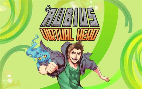 virtual hero el rubius virtual hero y el rubius se pasan al anime