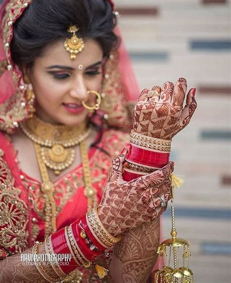 Best Bridal Pics by 25 Best Ideas About Punjabi On Indian