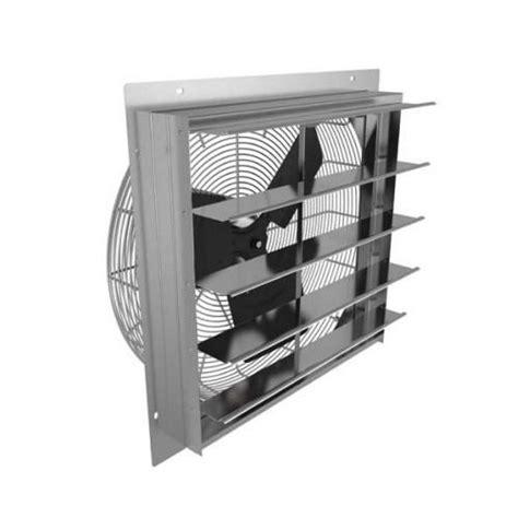 shutter mount exhaust fan fantech 2she1221 2she series 12 quot shutter mount exhaust fan
