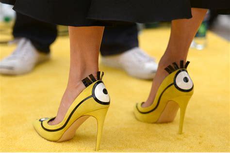 imagenes de minions zapatos los zapatos minions de sandra bullock minionlander