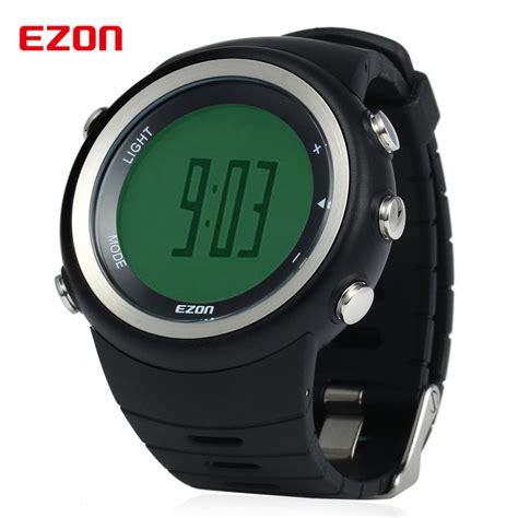 ezon t023 sports watches running digital