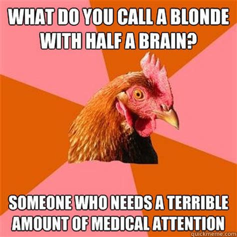Funny Chicken Memes - anti joke chicken meme 20 pics