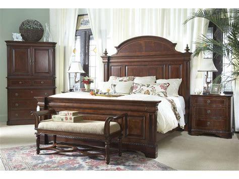 fine furniture design king mansion bed