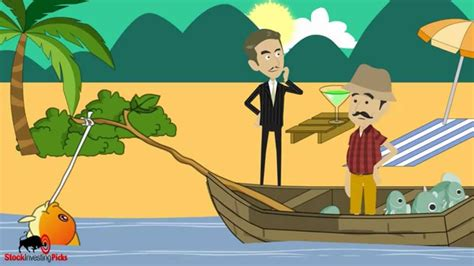 Mexican Fisherman Story Mba by The Parable Of The Mexican Fisherman And Investment Banker