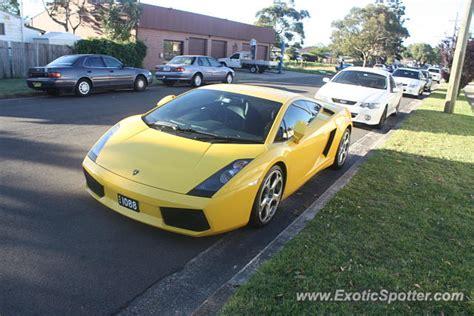 Lamborghini Australia Sydney Lamborghini Gallardo Spotted In Sydney Australia On 11 04