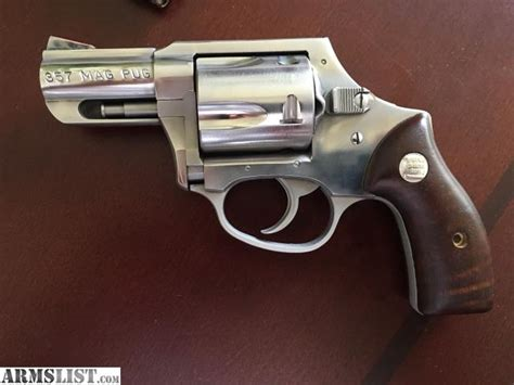 charter arms 357 mag pug armslist for trade charter arms 357 mag pug