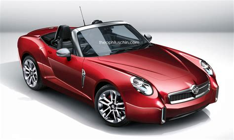 Sports Car Wallpaper 2015 Trends Hair by Modern Mg Roadster Is Only A Digital Based On The