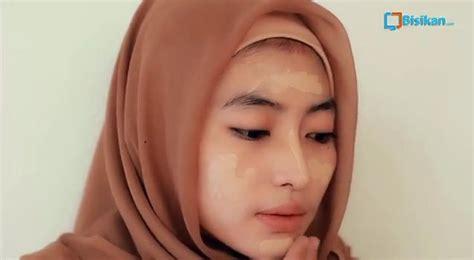 tutorial make up natural menutupi jerawat tutorial make up hijab formal foundation concealer bedak