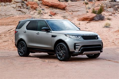 land rover discovery exterior 2017 land rover discovery pricing for sale edmunds