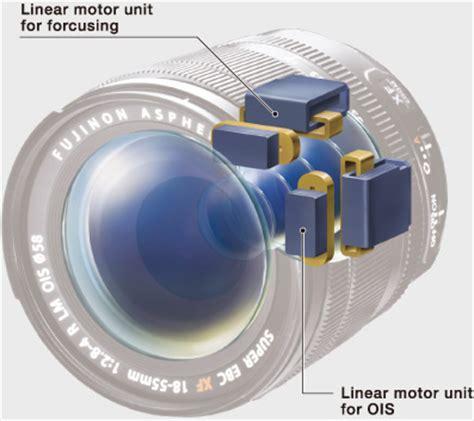 linear motor: xf lens lens technology   fujifilm global