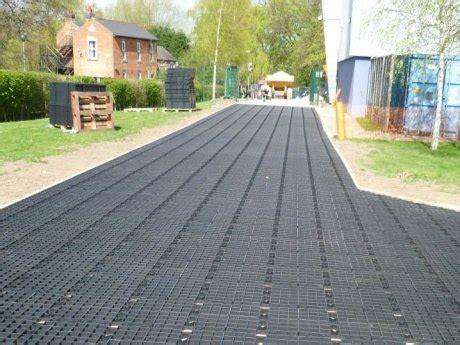 sudspave porous paver | permeable gravel parking
