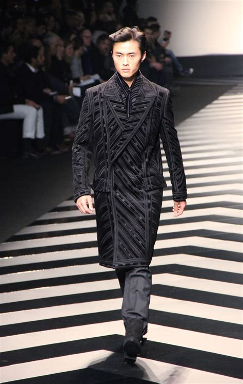 Mens Fashion Week Roberto Cavalli For And In Ss0708 by Roberto Cavalli Fall Winter S Collection 2012 13 The