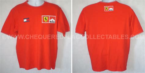 Kaos Manor Racing Haryanto T Shirt Harianto F1 new products chequered flag collectables formula 1 f1