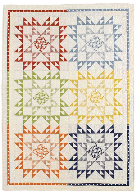 quilting pattern from the editors of american