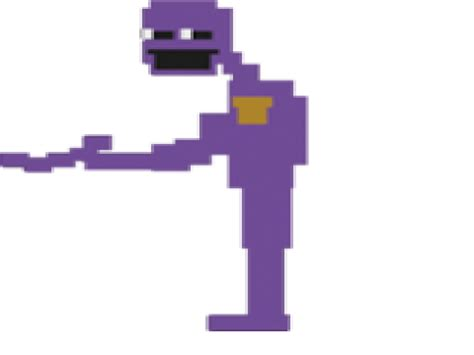 fnaf make the purple guy look funny! remix on scratch