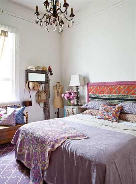 boho chic headboards three boho chic bedrooms panda s house