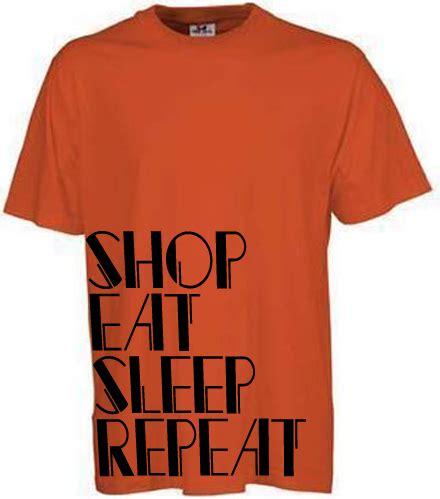 T Shirt Eat Sleep Repeat shop eat sleep repeat t shirt twear