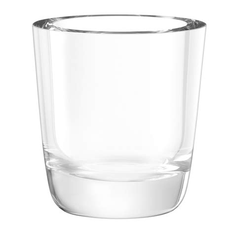 Clear Gel For Vases by Lsa International Otto Vase Clear At Amara