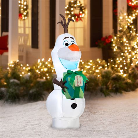 inflatable christmas decoration outdoor yard accessory