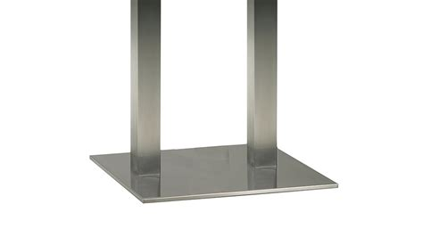 Square L Base stainless steel square ofs brands