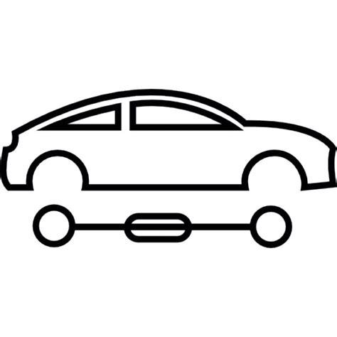 Was Ist Eps Beim Auto by Auto Silhouette Mit Freistehenden R 228 Dern Der