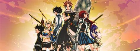 facebook themes fairy tail couverture facebook fairy tail photo et image couverture