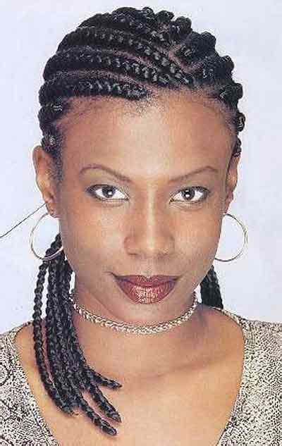 braids with bolding center 6 latest braided hairstyles for black women