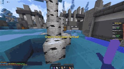 new format for gif playing hypixel s new game skyclash gif create