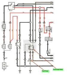 toyota fuel wiring diagram