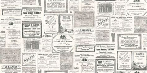 newspaper layout black and white memories pa5657 brewers wallpapers old fashioned