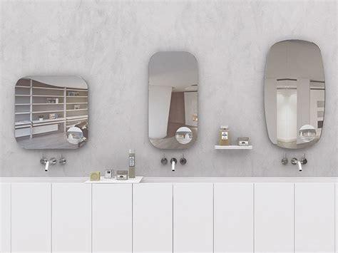makro bagni specchio per bagno lens mirror makro
