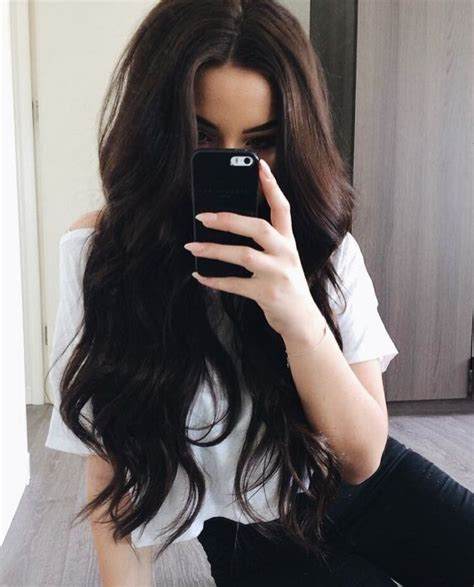 brunette hairstyles for winter 1627 best images about h a i r on pinterest her hair