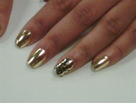 Nail Metallic Threads