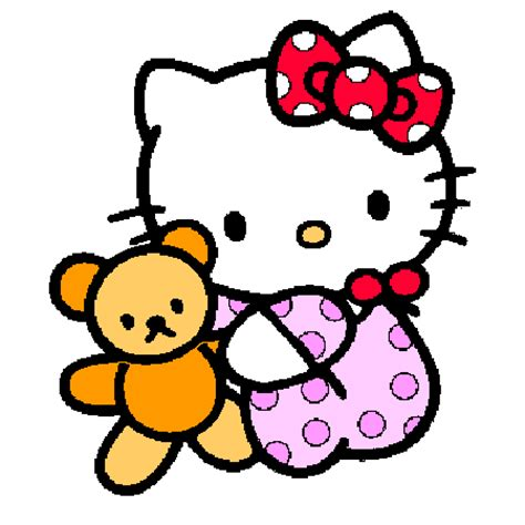 imagenes de kitty baby hello kitty bebe para imprimir