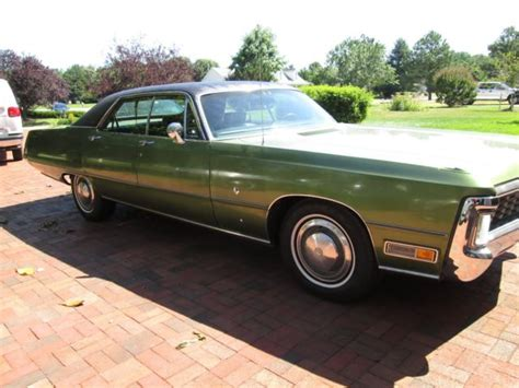 1970 Chrysler Imperial For Sale by Chrysler Imperial Lebaron Classic Chrysler Imperial 1970
