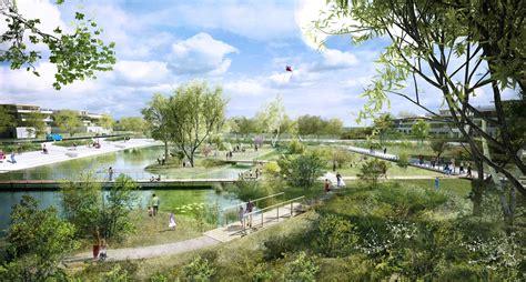 Site Plan Design by Aaupc Patrick Chavannes Eco Quartier
