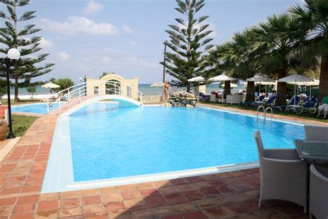 mikes appartement mike hotel and apartments maleme crete travel monster