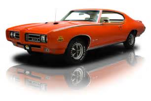 Pontiac The Judge 1969 Pontiac Gto Judge For Sale Collector And Classic