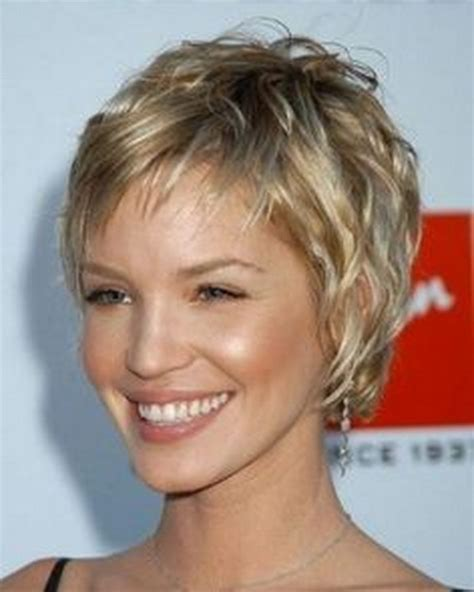 hairstyles for women over 50 with thick wavy hair short wavy hairstyles for women over 50