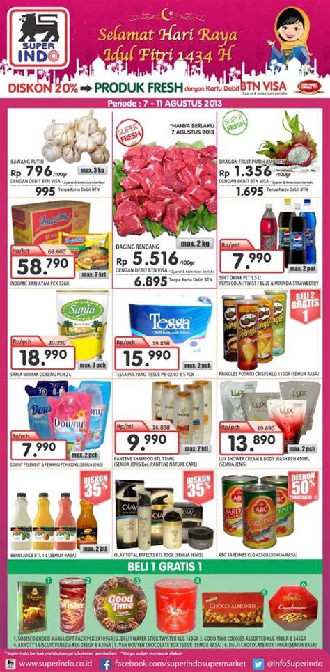 Minyak Superindo informasi harga dan promo terbaru 2013 katalog harga dan promo superindo khusus weekday