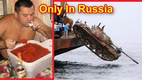 The Craziest Things We Do For by Things You Ll Only See In Russia ツ