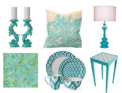turquoise home decor accessories ideas aqua turquoise