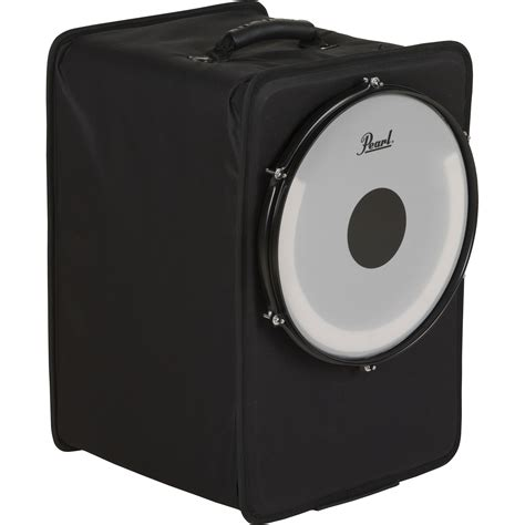 Cajon Cahon Plus Softcase pearl basscase cajon instrument with 13 quot tunable
