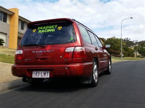 Subaru Forester Club by 2000 Subaru Forester Gt Zombaitmanny Shannons Club