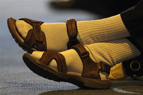 socks and sandals socks with sandals voted worst fashion faux pas huffpost