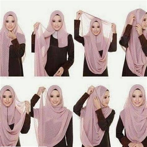 tutorial hijab pashmina ima scarf simple 17 best images about hijab tutorial on pinterest