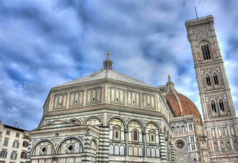 italia firenze the duomo in florence the cathedral of santa