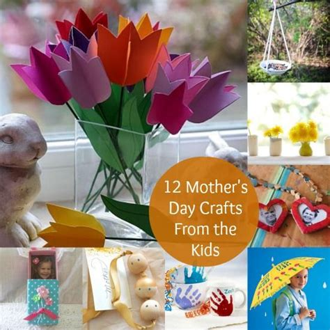 12 mothers day crafts that the kids can make babble mother s day ideas pinterest