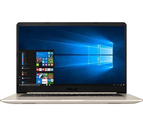 Asus Laptop Black Screen Only Mouse buy asus vivobook pro s10 15 6 quot laptop gold l15bun16 15 6 quot laptop wireless mouse
