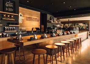 Home Bar Interior Design by New Starbucks Reserve Coffee Bar In Canada Starbucks